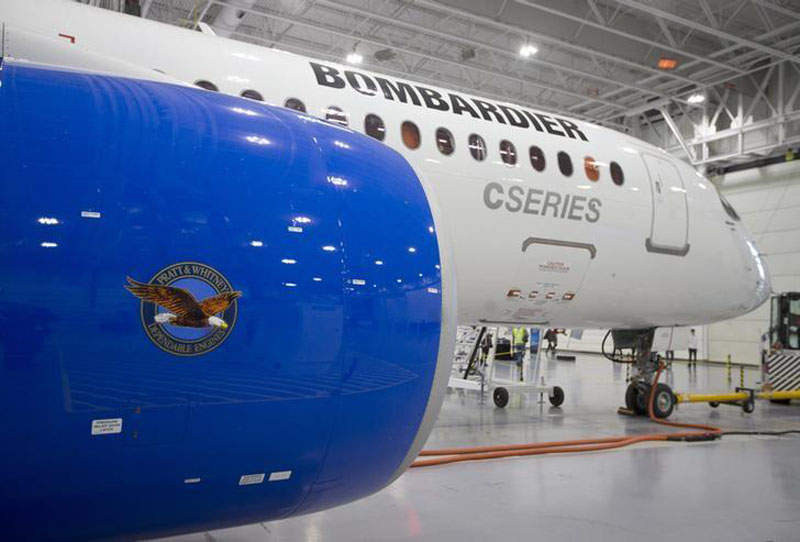 Bombardier-Aircraft