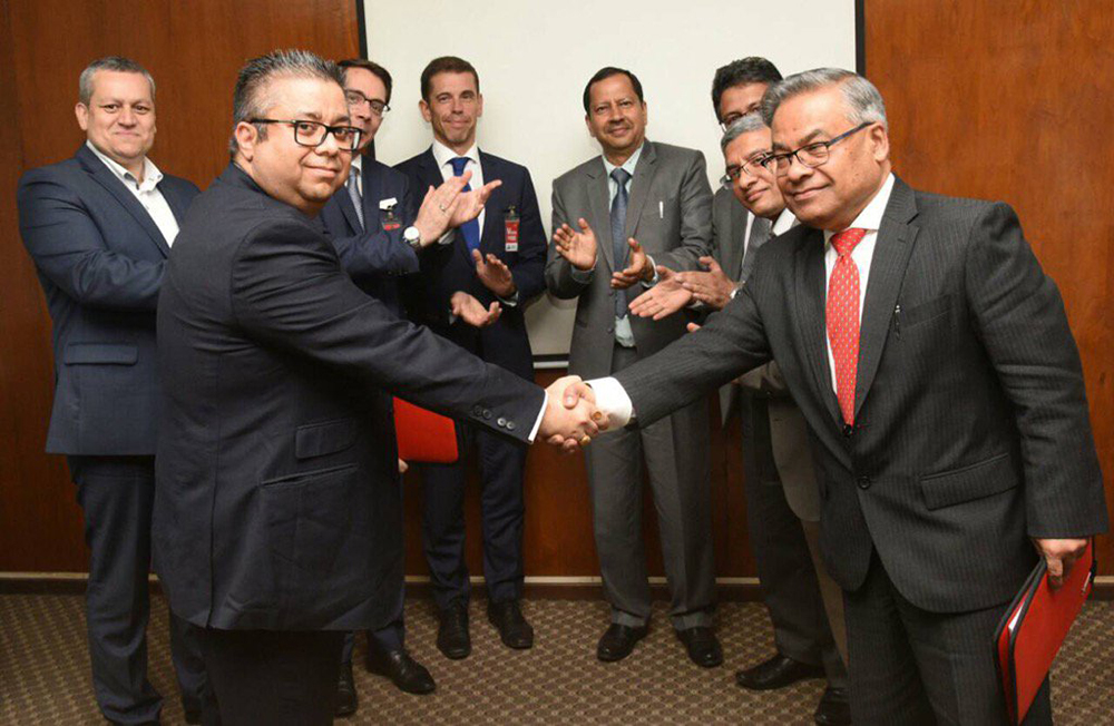 Nac And Aar Corp Sign Aircraft Purchase Agreement Tourism Mail