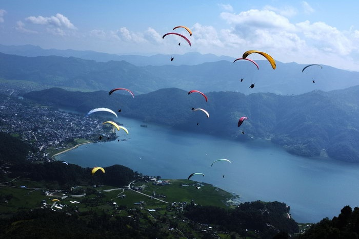 CAAN sets time for Paragliding in Pokhara - Tourism Mail