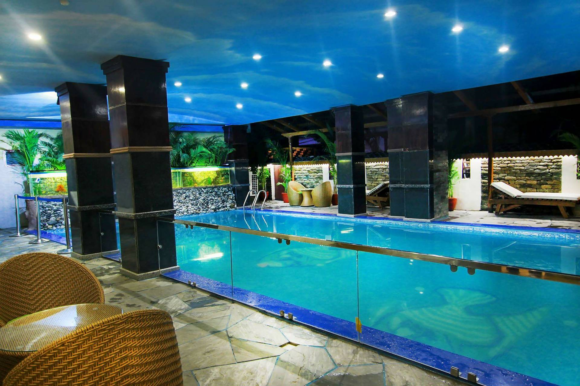 """Kuti Resort Introduces Pokhara\'s First """"Chemical Free Heated ..."""