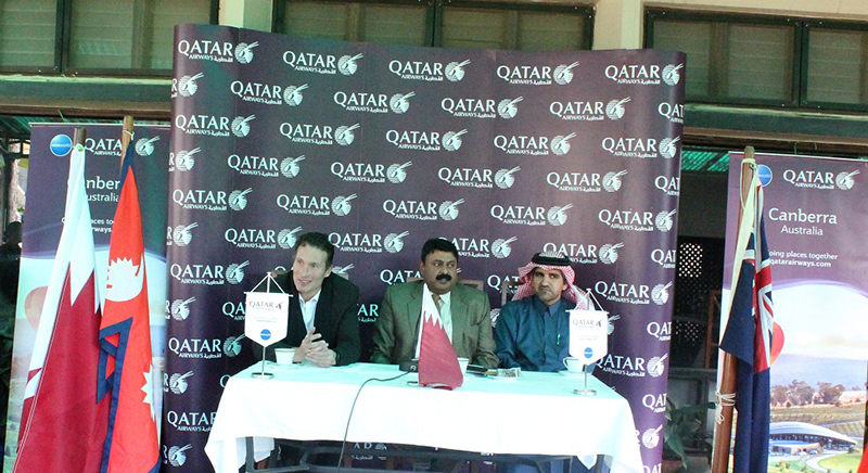 Qatar Airways Starts Direct Flights to Canberra - Tourism Mail