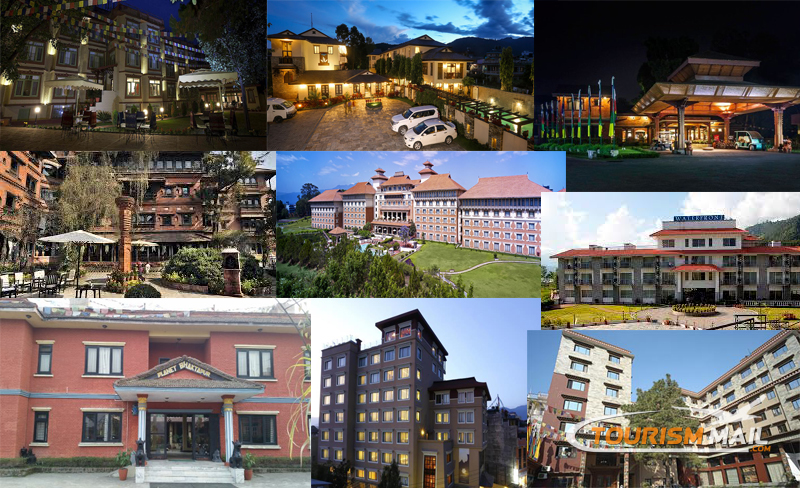 Trip Advisor Has Published The List Of Excellent Hotels From World Over Various Categories In Top 10 Nepal