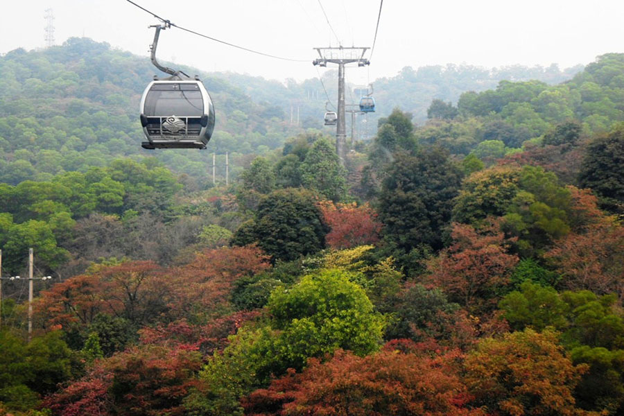 Pokhara-Panchase Cable car to be constructed - Tourism Mail