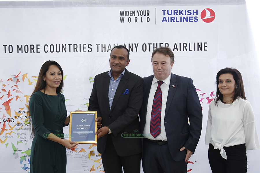Turkish Airlines Agency Appreciation Program (Photo Feature