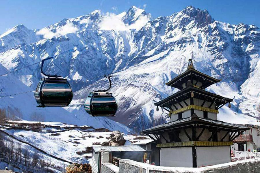 World's longest Cable car to be operated in Nepal