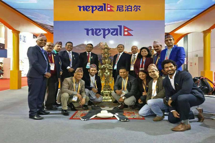 Nepal Successfully participates in China International